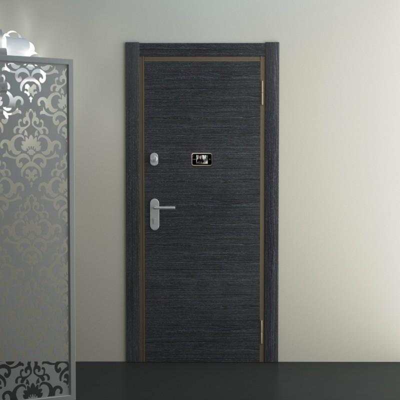 Puertas a medida puertas madera coru a vetta grupo - Puertas de madera de entrada ...