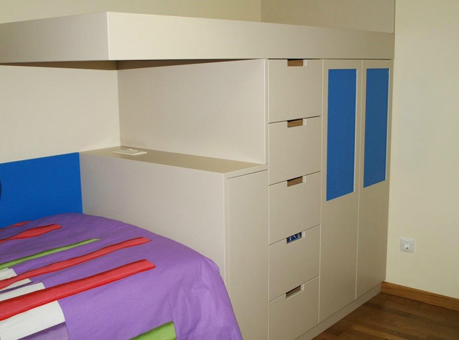Dormitorios a medida en a coru a vetta grupo - Dormitorio a medida ...