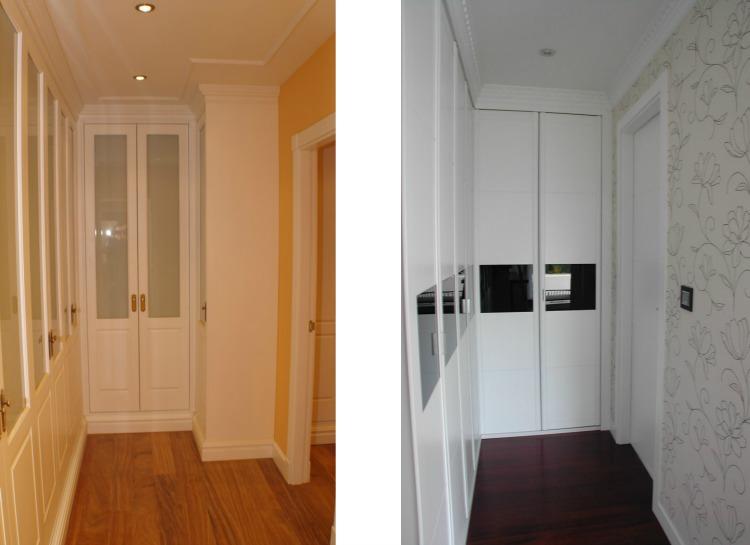 Por qu elegir un armario hecho a medida vetta grupo - Armarios para pasillos ...