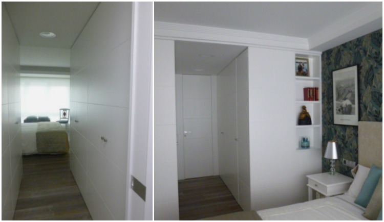 Armarios hechos a medida - vestidor dormitorio