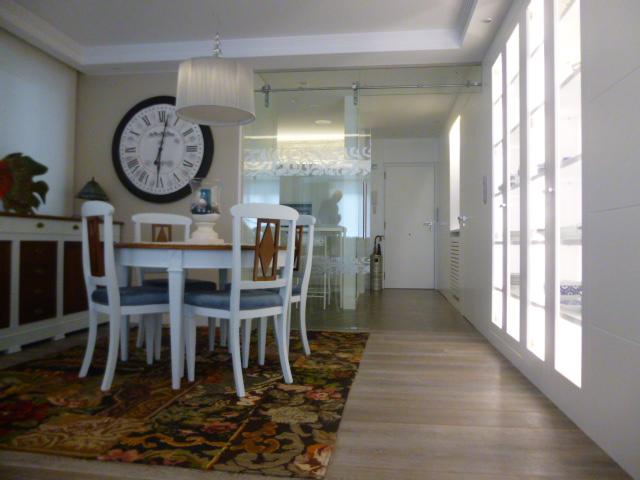 Reforma para integrar cocina-salón-comedor