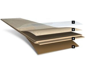 Suelo laminado Quick-Step