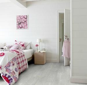 Suelos de vinilo para habitaciones infantiles