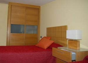 Dormitorio a medida Coruña