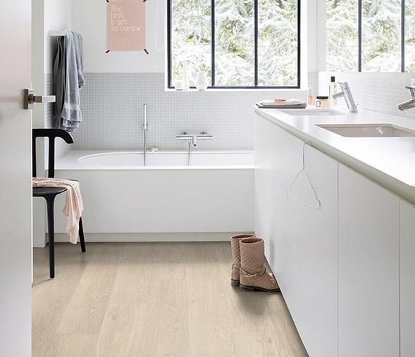 Quick-Step Livyn Pulse - suelo de vinilo aptos para baños