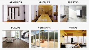 Vetta Grupo Carpinteria Coruña - Productos