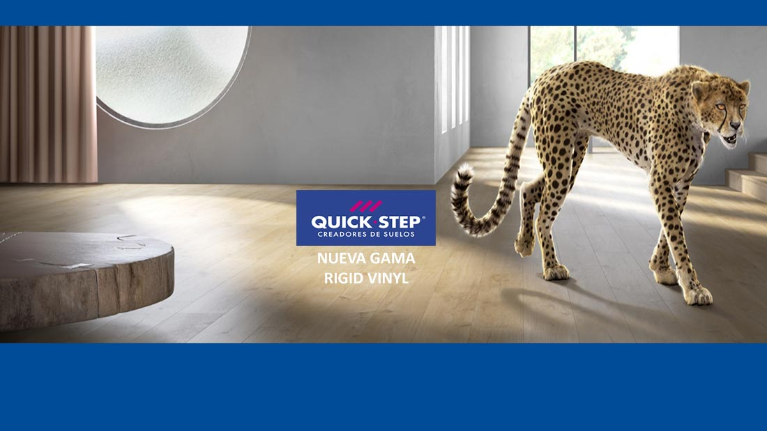 Quick Step Rigid Vinyl